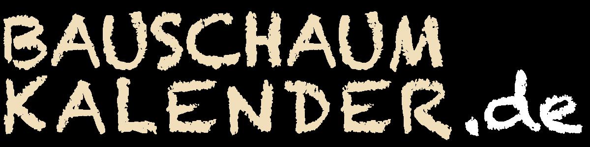 Bauschaumkalender.de